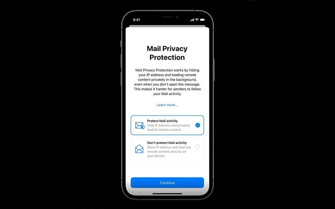 Don't panic! Apple's new Email Privacy Protection